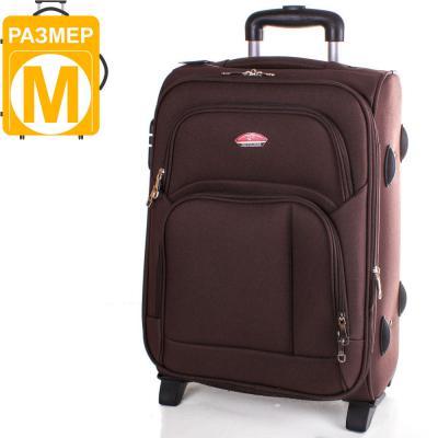Чемодан средний на 2-х колесах Suitcase (Сьюткейс) АPT001M-10 Suitcase
