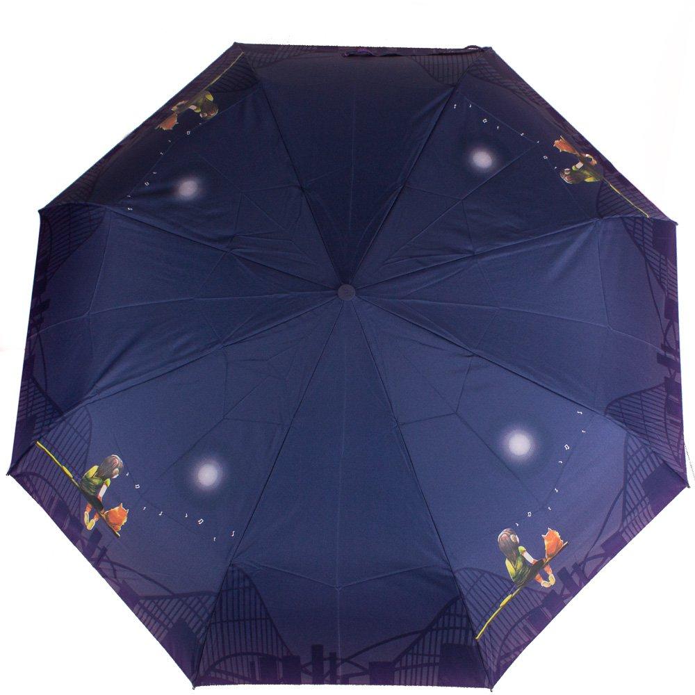 Зонт женский компактный механический ZEST (ЗЕСТ) Z53516-3-14 Zest
