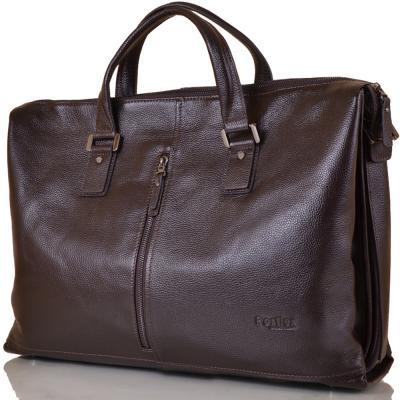 Мужская кожаная сумка ETERNO (ЭТЭРНО) ET2850-8-brown Eterno