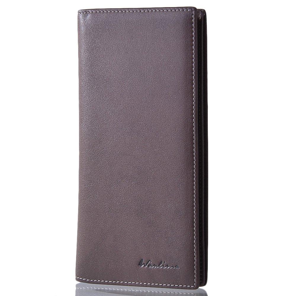 e4cc3386c288 Кожаный мужской кошелек WANLIMA (ВАНЛИМА) W21504287184-hakki купить ...