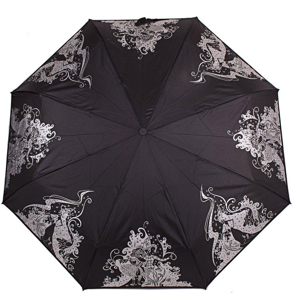 Зонт женский компактный механический ZEST (ЗЕСТ) Z53516-3-10 Zest