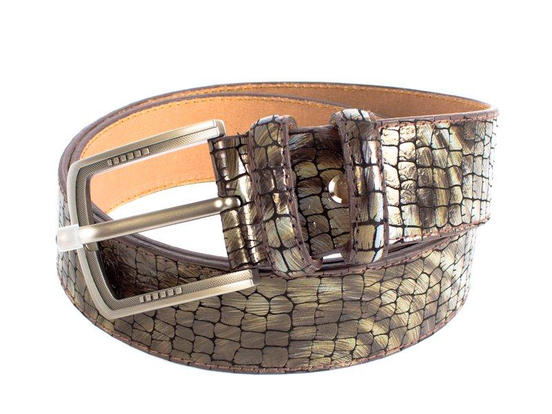 Женский кожаный ремень MAYBIK (МЕЙБИК) D355592 Maybik