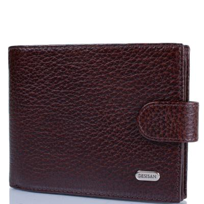 Мужской кожаный кошелек DESISAN (ДЕСИСАН) SHI080-019 Desisan