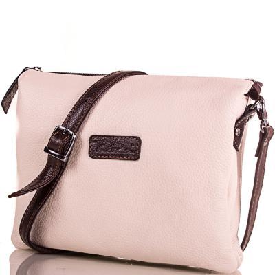 Женская кожаная сумка DESISAN (ДЕСИСАН) SHI2811-12FL Desisan