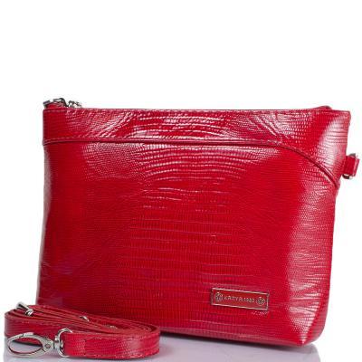 Женская кожаная сумка-клатч KARYA (КАРИЯ) SHI0662-074-1LZ Karya
