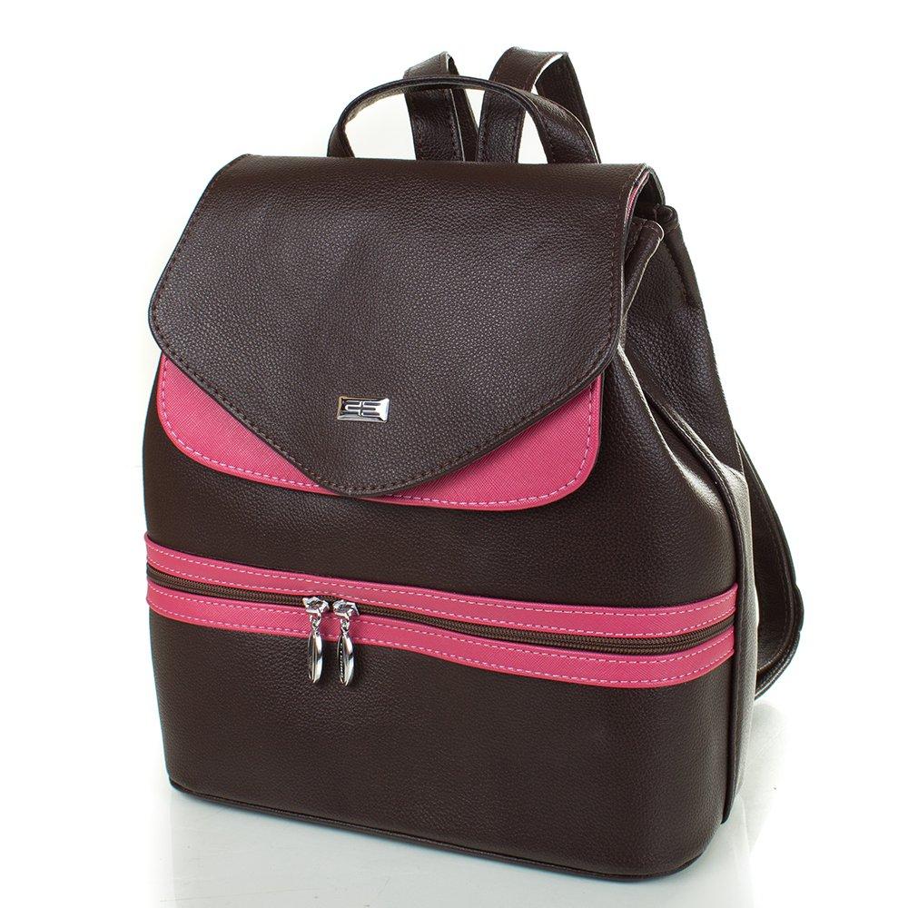 Рюкзак женский из качественного кожезаменителя ETERNO (ЭТЕРНО) ETMS35219-10 Eterno