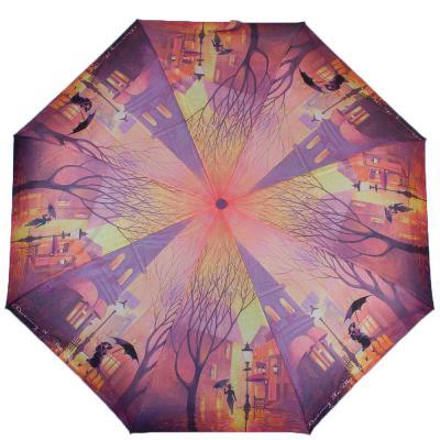 Зонт женский компактный механический ZEST (ЗЕСТ) Z53516-16 Zest