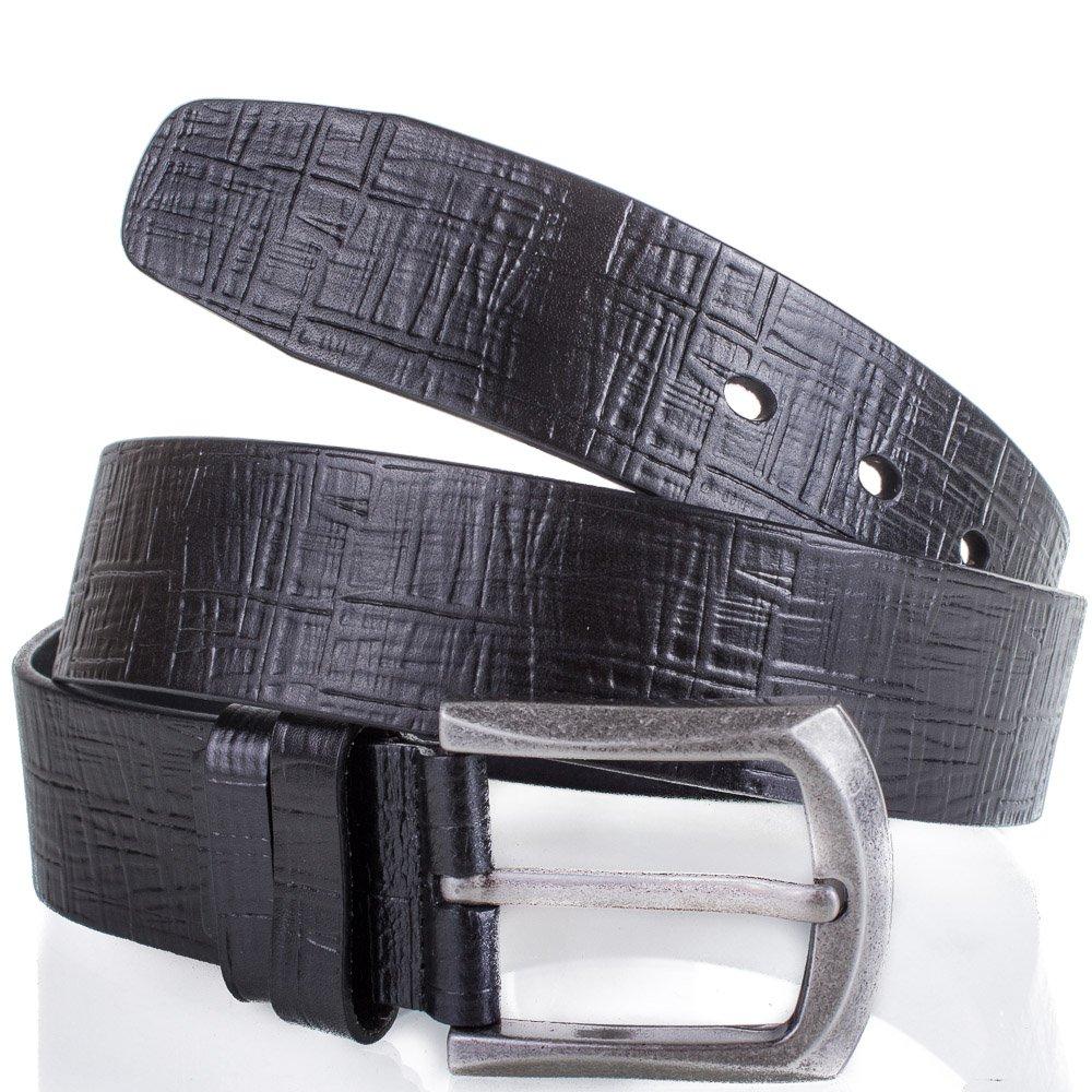Мужской кожаный ремень ALON (ЭЛОН) MS16640 45433