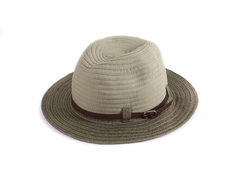 Шляпа мужская ETERNO (ЭТЕРНО) EH-63-green Eterno