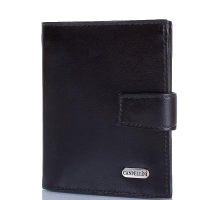 Мужской кожаный кошелек CANPELLINI (КАНПЕЛЛИНИ) SHI1102-1 Canpellini