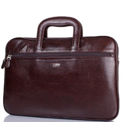 Портфель мужской кожаный  DESISAN (ДЕСИСАН) SHI321-019-10FL Desisan