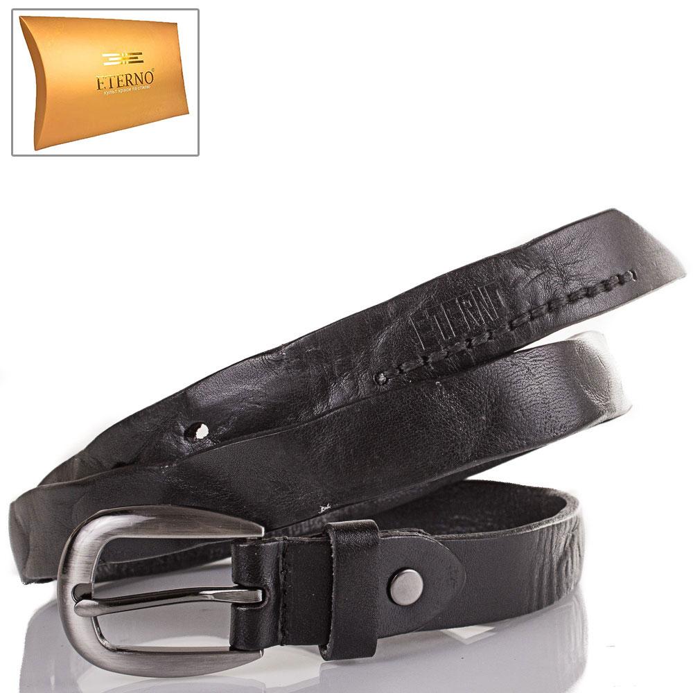 Женский кожаный ремень ETERNO (ЭТЕРНО) ETS5051 Eterno