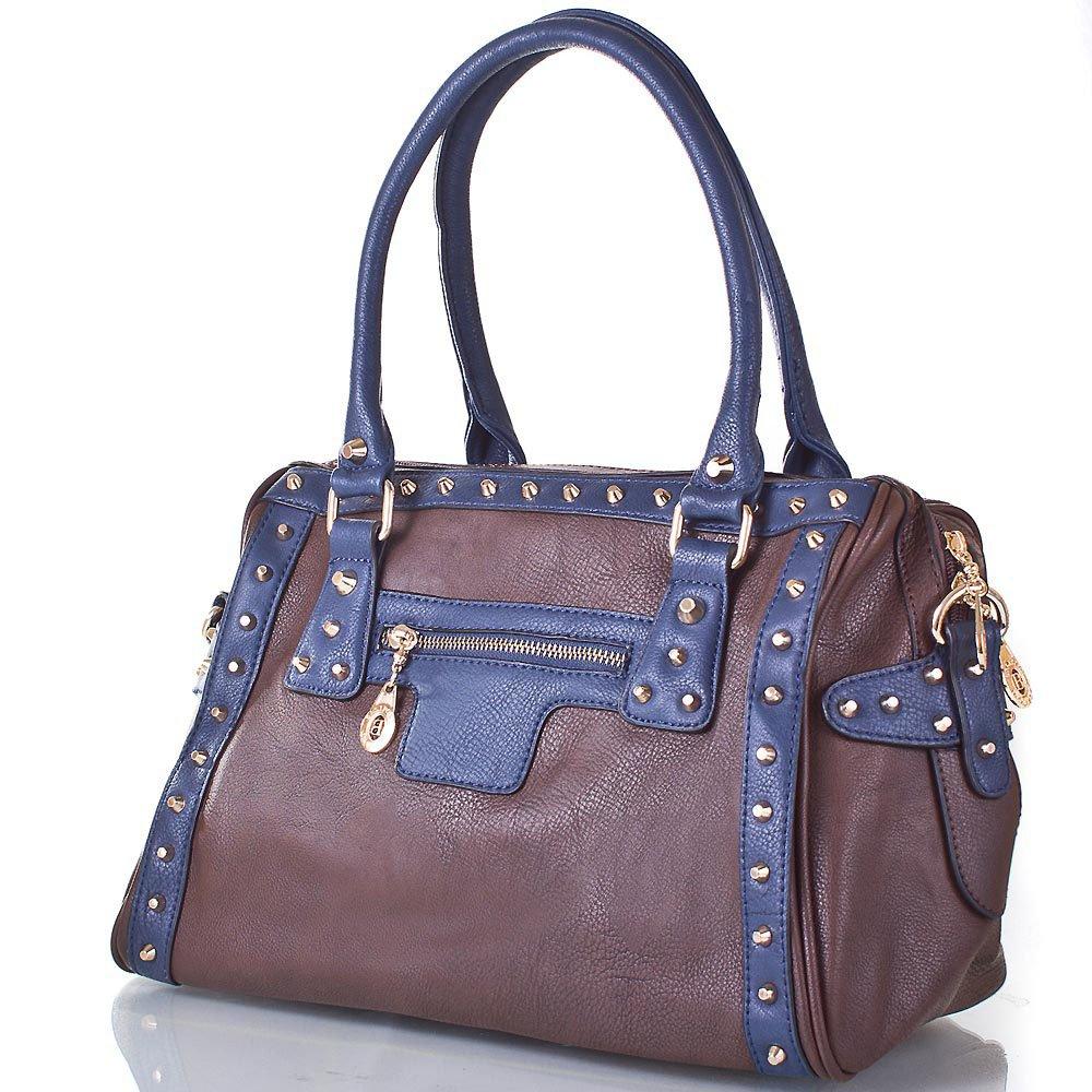 Женская сумка из качественного кожезаменителя BELIFORD (БЕЛИФОРД) BAL8015-coffee 44815