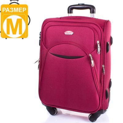 Чемодан средний на 4-х колесах SUITCASE (СЬЮТКЕЙС) АPT002M-17 Suitcase