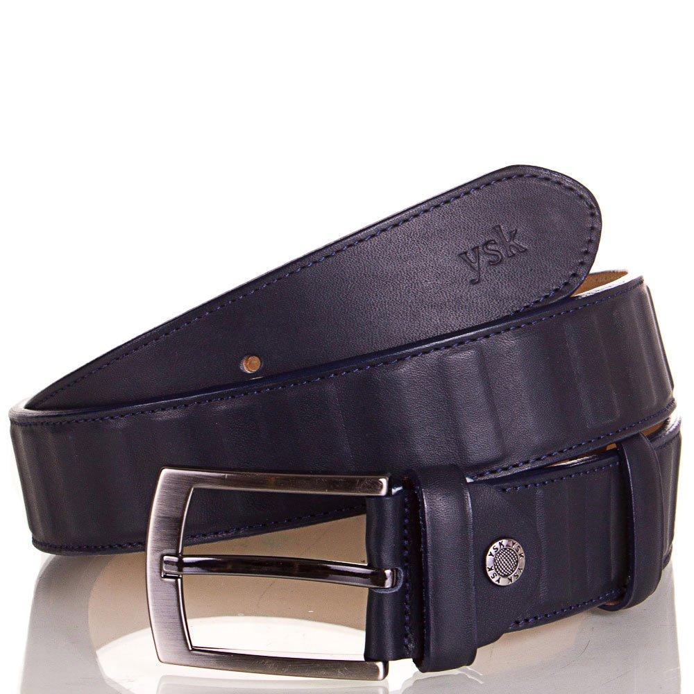 Ремень мужской кожаный Y.S.K. (УАЙ ЭС КЕЙ) SHI4041-6 Y.S.K