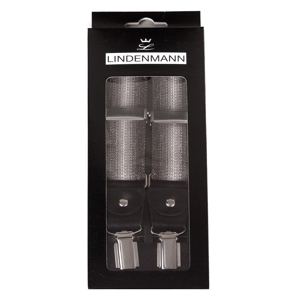 Подтяжки мужские LINDENMANN (ЛИНДЕНМАН) FARE8115-001 Lindenmann