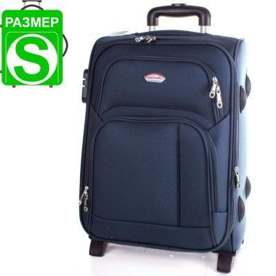 Чемодан маленький на 2-х колесах Suitcase (Сьюткейс) АPT001S-6 Suitcase