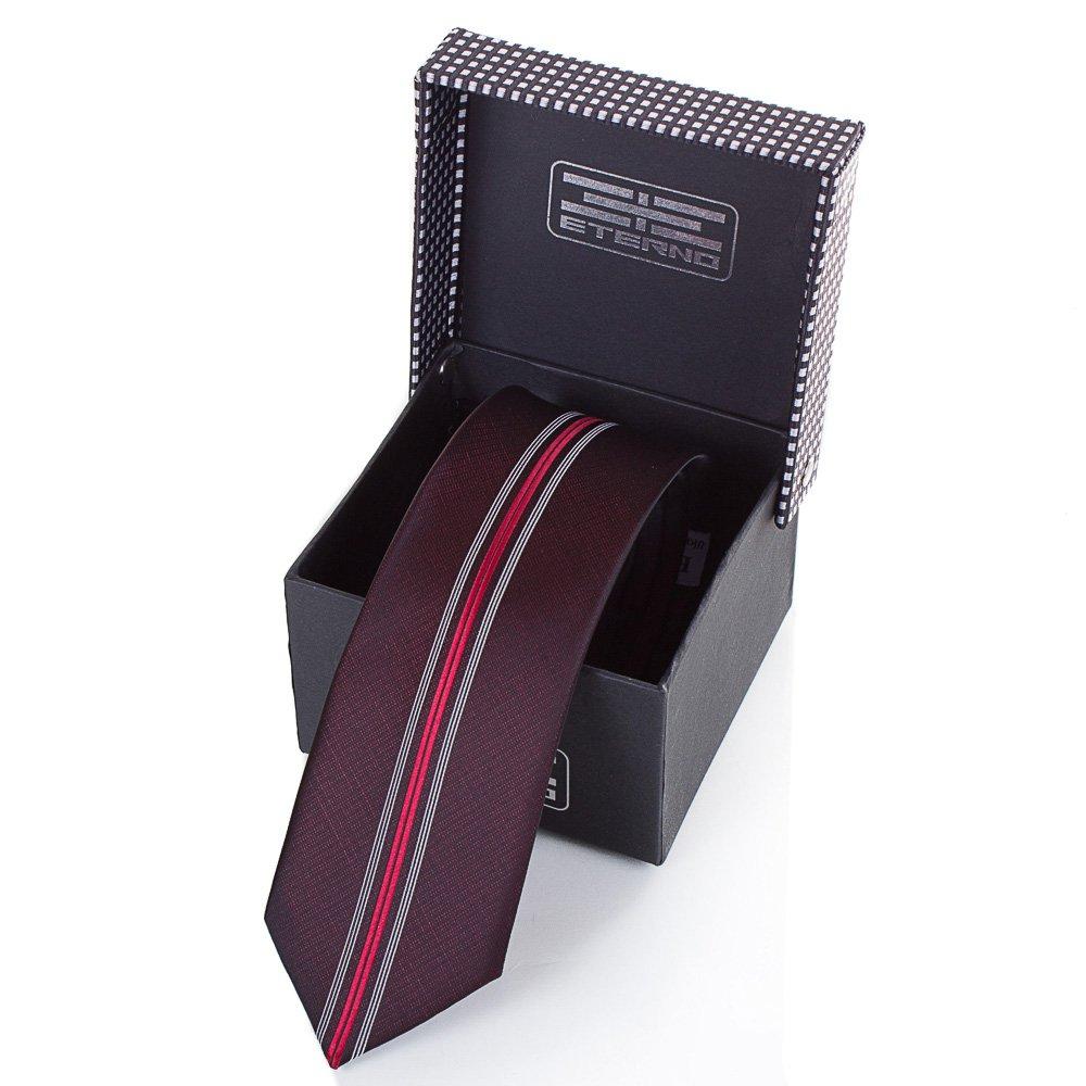 Мужской шелковый галстук ETERNO (ЭТЕРНО) EG640 Eterno