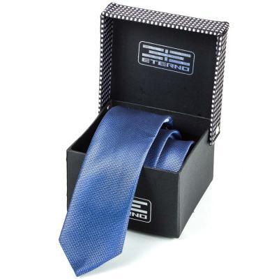 Мужской шелковый галстук ETERNO (ЭТЕРНО) ETEG673 Eterno