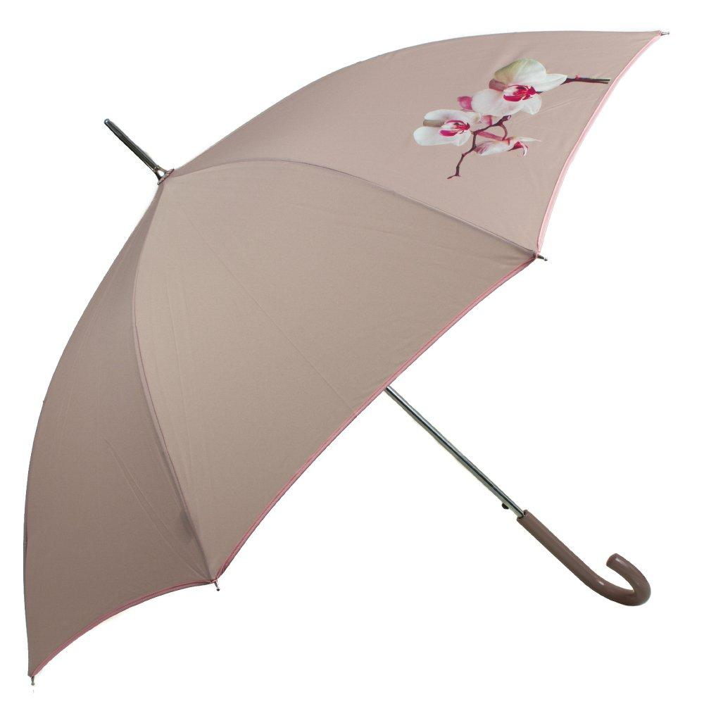 Зонт-трость женский  полуавтомат AIRTON (АЭРТОН) Z1621-11 Airton