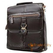 728d4dbb657c Мужские сумки и портфели - Сумка-почтальонка (мессенджер): купить ...