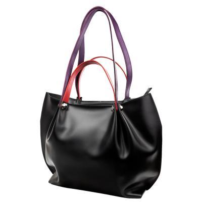 Женская кожаная сумка ETERNO (ЭТЕРНО), AN-161-black